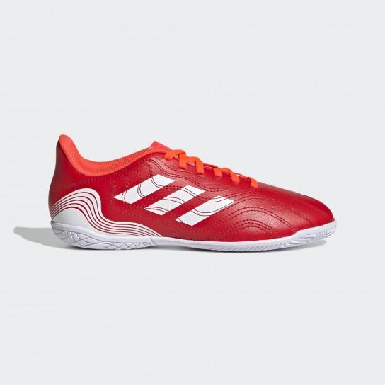 Adidas Copa Sense .4 In J - Vermelho