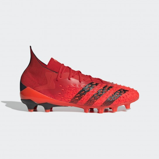 Adidas Predator Freak .1 AG - Vermelho