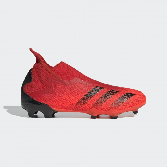 Adidas Predator Freak.3 LL FG - Vermelho