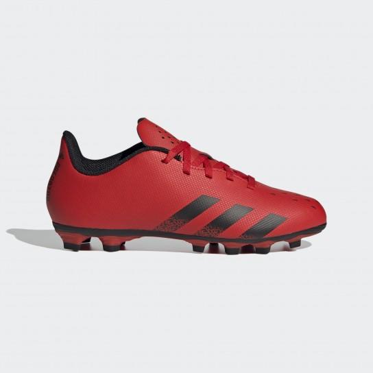 Adidas Predator Freak .4 FxG jr - Vermelho