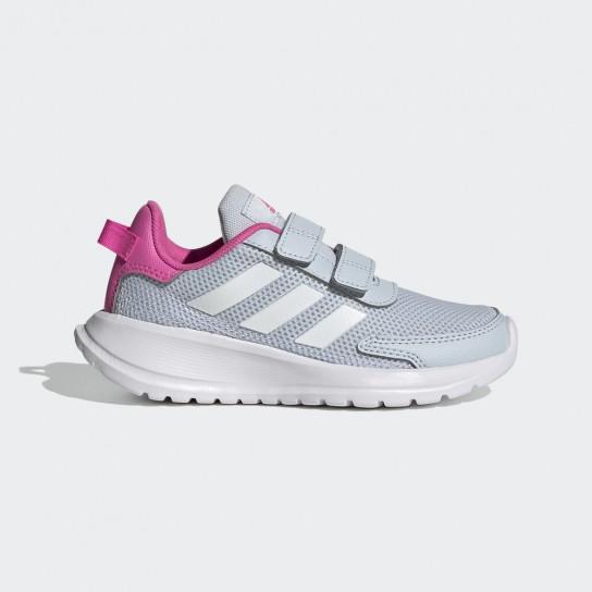 Adidas Tensaur Run C - Cinza/Rosa