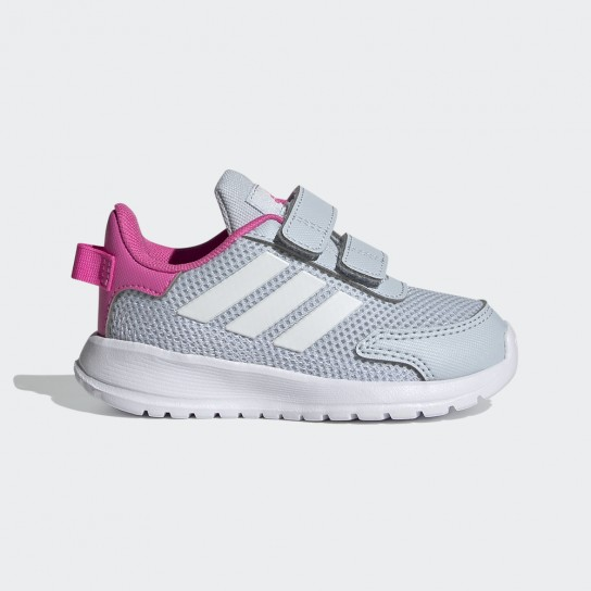 Adidas Tensaur Run I - Cinza/Rosa