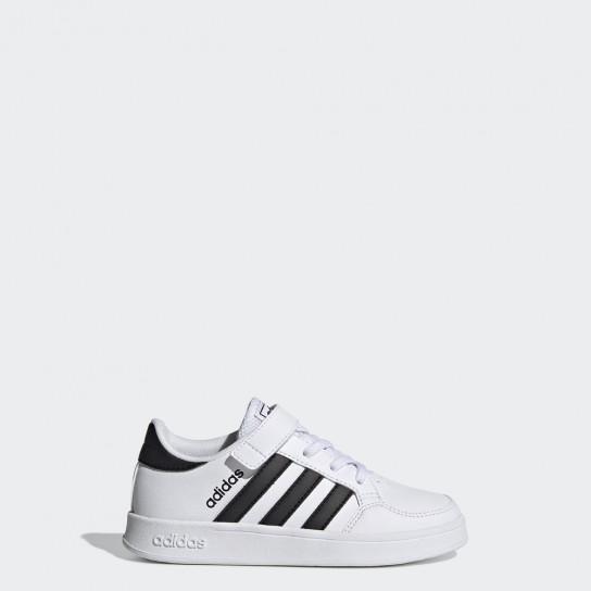 Adidas Breaknet C - Branca/Preta