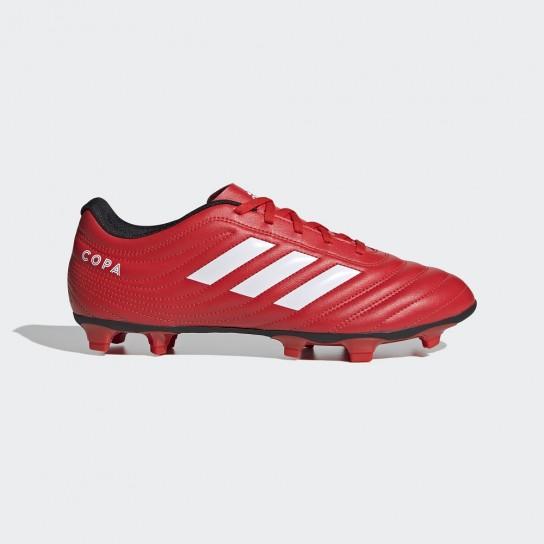 Adidas Copa 20.4 FG - Vermelho