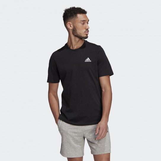 T-shirt Adidas Essentials - Preta