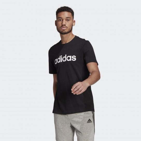 T-Shirt Adidas Essentials - Preto
