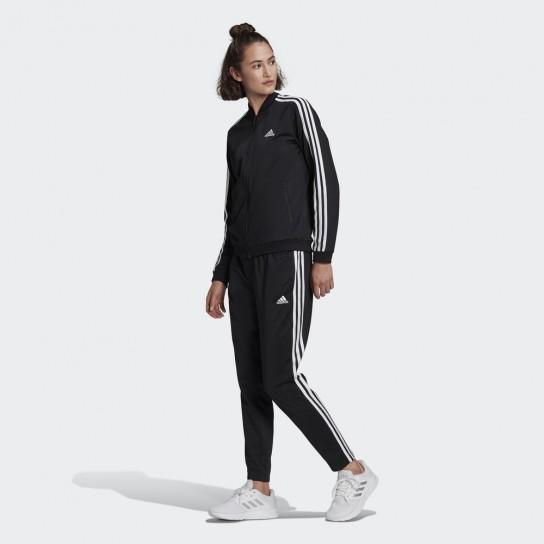 Fato de treino Adidas 3 Stripes Essentials - Preto