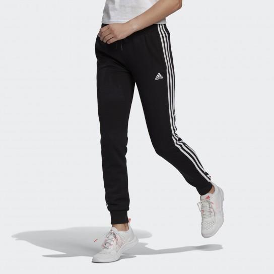 Calça Adidas 3 Stripes Essentials - Preto