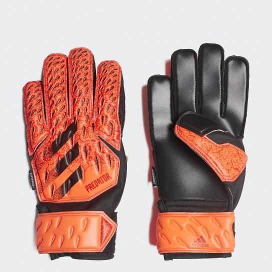Luvas Adidas Fingersafe Match Predator JR