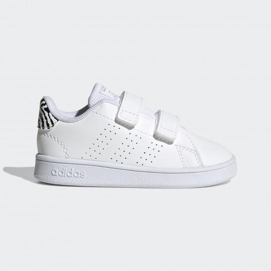 Adidas Advantage Inf - Zebra