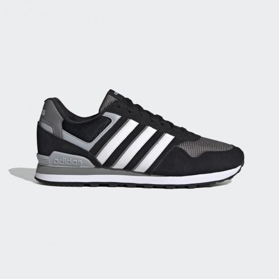 Adidas 10K - Preto/Branco