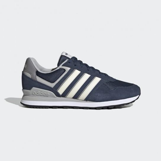Adidas 10K - Azul/Branca