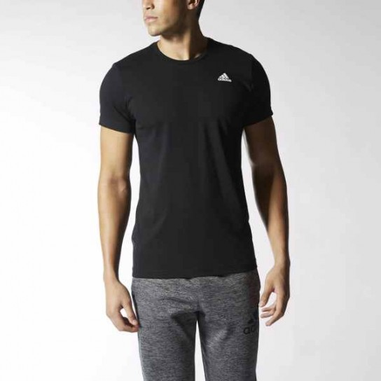 T-shirt Adidas Essentials - Preto
