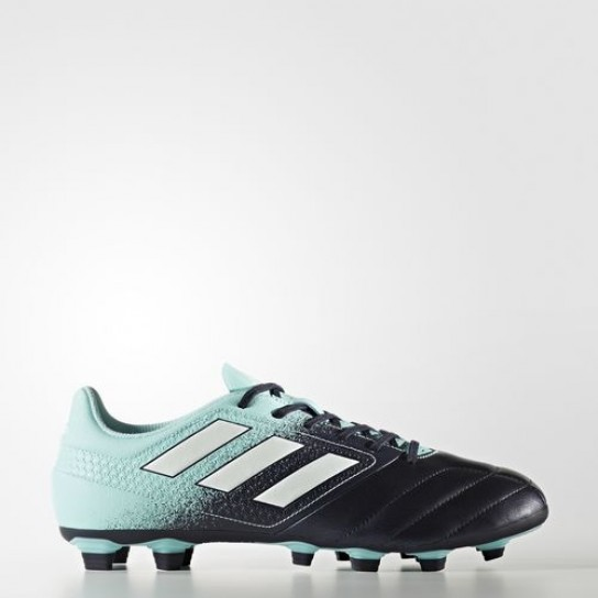 Chuteira Futebol Adidas Ace 17.4 FXG - Azul