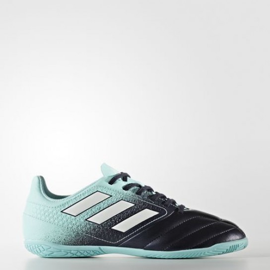 Adidas Ace 17.4 In J - Azul