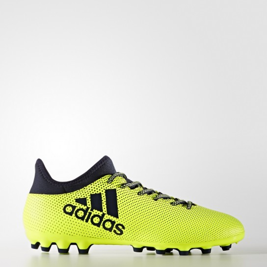 Adidas X 17.3 AG - Amarelo