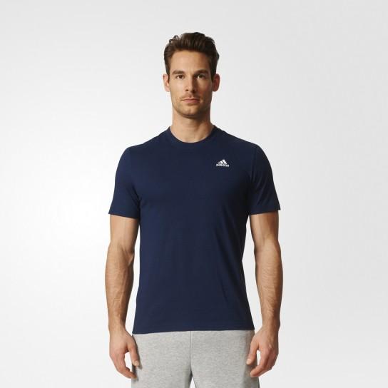 T-shirt Essentials Base Adidas - Azul