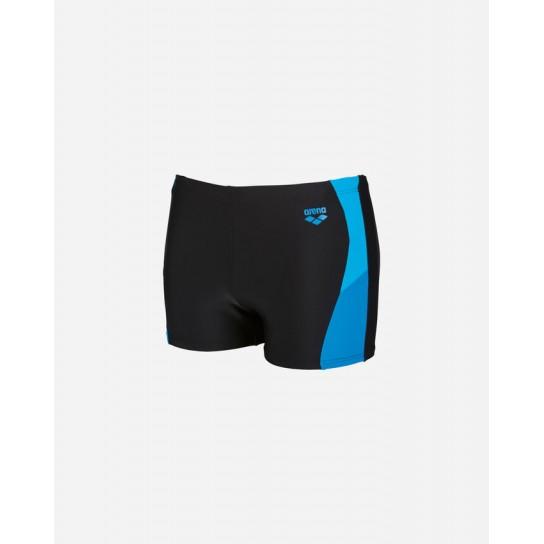 Boxer piscina Arena Ren M - Preto/Azul