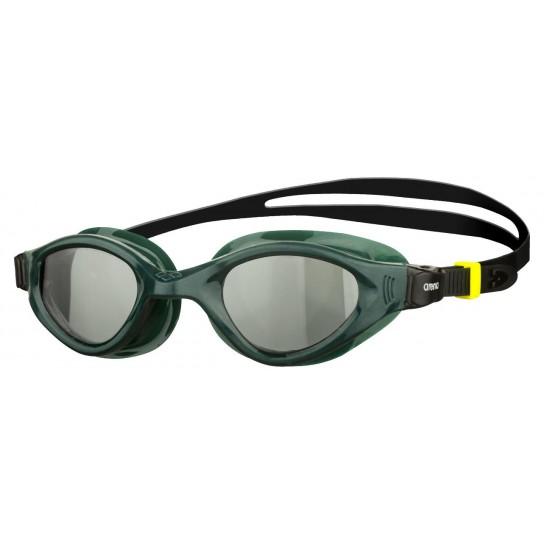 Óculos natação Arena Cruiser Evo - Smoked Army/Black