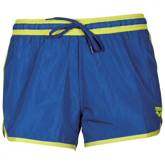 Arena X-Short Fundamental - Royal/Soft Green