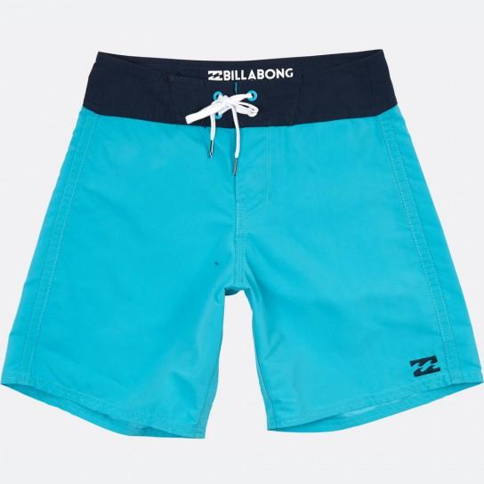 Boardshort All Day Cut OG 15 Billabong - Aqua
