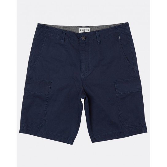 Calção Billabong Walkshort All Day Cargo - Navy