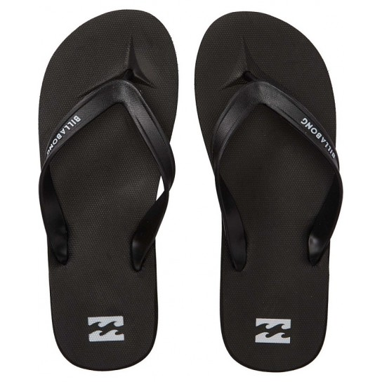 Chinelo Billabong All Day - Preto