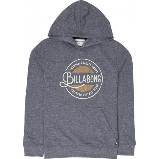 Sweat Billabong Plaza PO Boy - Azul