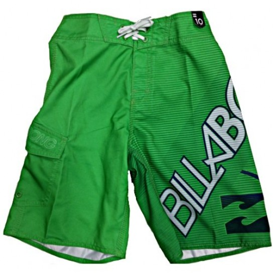 Boardshort Resistence Boy Billabong - Verde