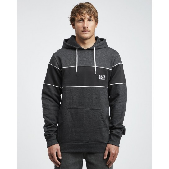 Sweat Billabong Edge Hood - Preto