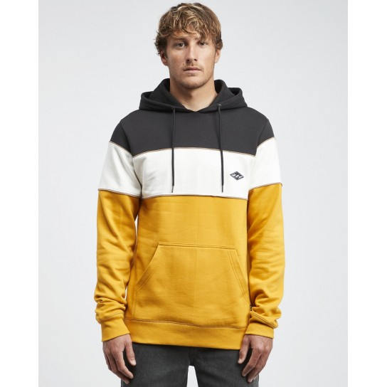 Sweat Billabong Edge Hood - Amarelo