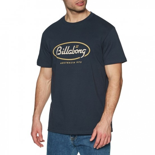 T-shirt Billabong State Beach - Azul