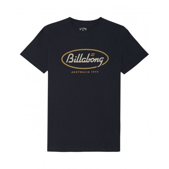 T-shirt Billabong State Beach - Navy