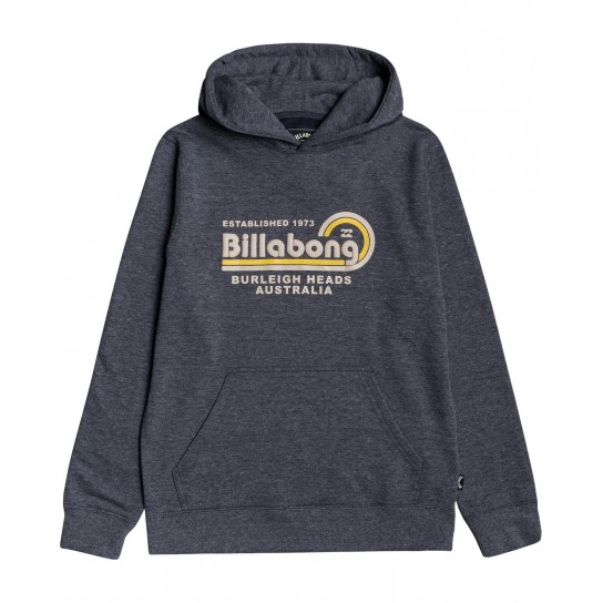 Sweat Billabong Repair PO - Azul