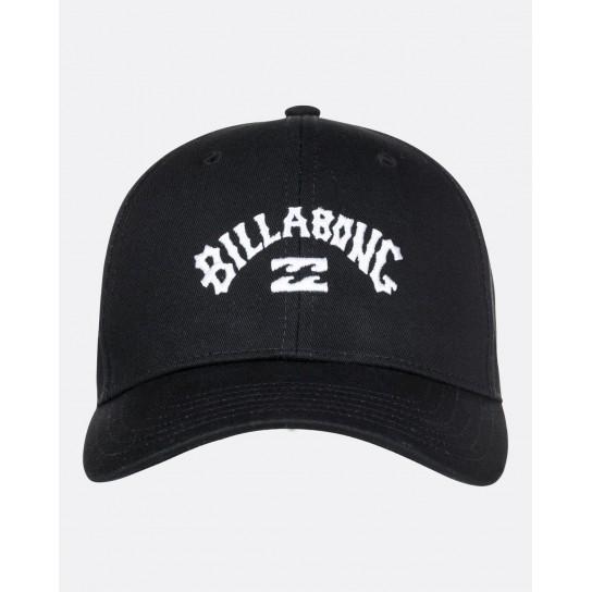Boné Billabong Arch Snapback - preto