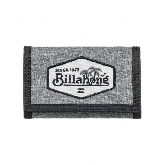 Carteira Billabong Walled Lite - Cinzento