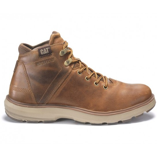 Caterpillar Bota Factor Waterproof Tx - Castanha