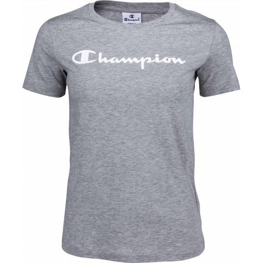 T-shirt Champion Crew W - Cinza