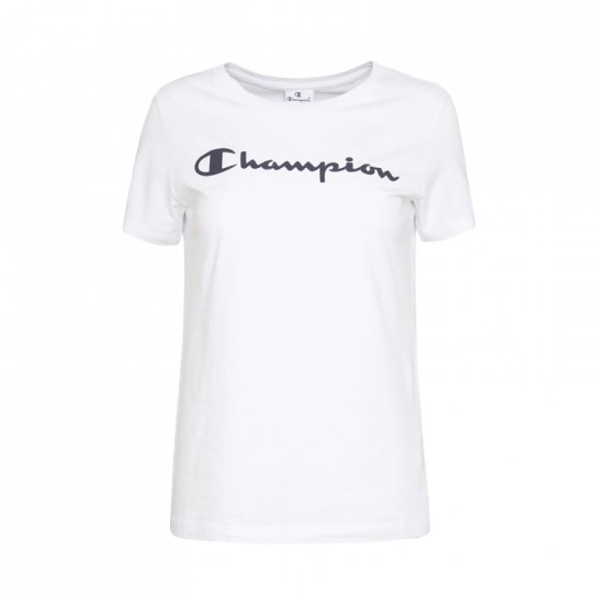 T-shirt Champion Crew W - Branco