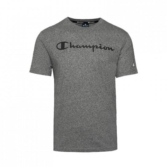 T-Shirt Champion Crew - Cinzento