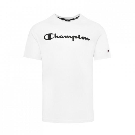 T-Shirt Champion Crew - Branco