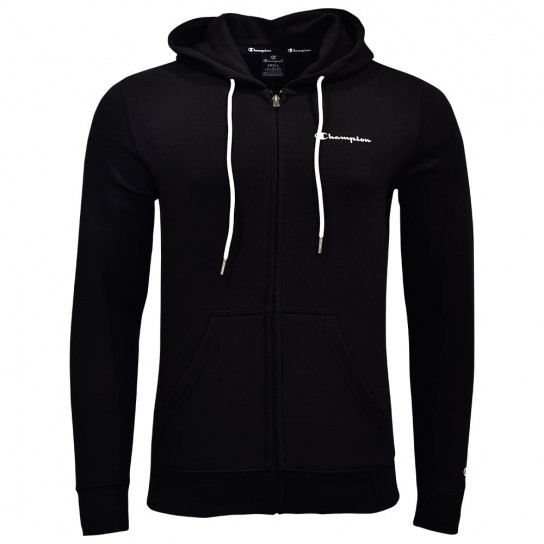 Casaco Champion FZ Hooded - preto