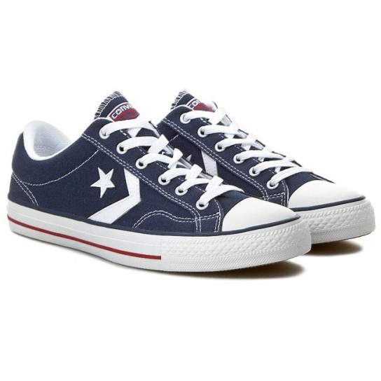 Converse Star Player Ox - Navy