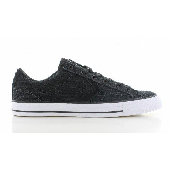 Converse Star Player Ox - Preto