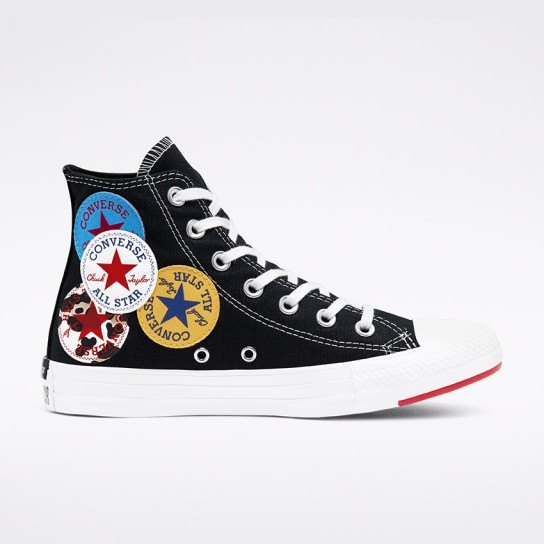 Converse All Star Hi - Black Univ