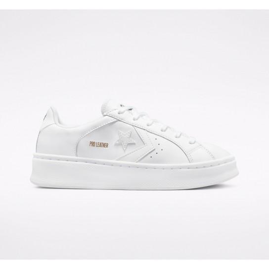 Converse Plataform Pro Leather - branco