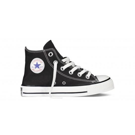 Converse All Star Hi Jr - Preto