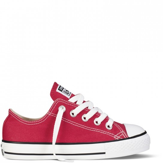 Converse All Star Ox Jr - Red