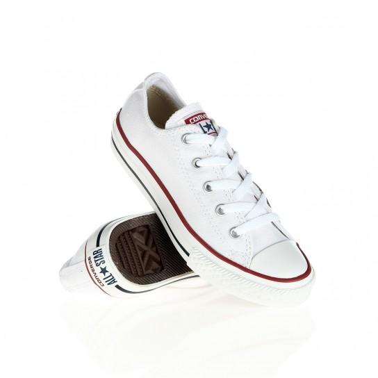 Converse All Star Ox Jr Opt White (Branco)