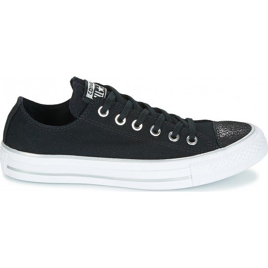 Converse All Star Ox Black/Silver